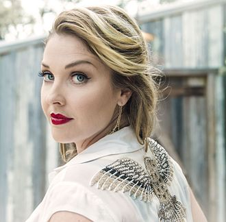 Sunny Sweeney - Photograph of Sunny Sweeney by Christina Feddersen