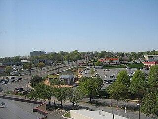 New Carrollton, Maryland City in Maryland
