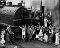 New Olympian heavyweight train celebration 1929.JPG