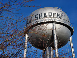 New Sharon, Iowa.