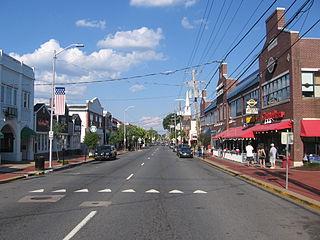 City in New Castle County, Delaware, U.S.