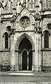 Nidarosdomens Kongeinngang - Royal Entranceway to the Nidaros Cathedral (ca. 1915) (4811701598).jpg