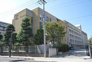 Nigawa Gakuin junior high school and high school.JPG
