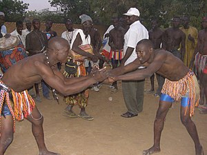 Durbi Takusheyi - Tradition holds that the last of Durbi Takusheyi's rulers was overthrown in a customary wrestling match