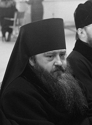 Nikodim (Rotov) - Nikodim in 1963
