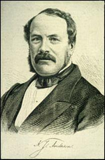 Nils Johan Andersson Swedish botanist