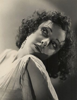 The Monkey's Paw - Nina Quartero in a publicity still from the 1933 film version