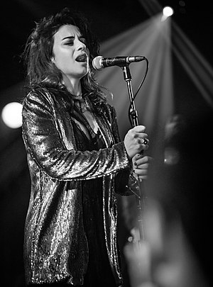 Ninet Tayeb - Ninet in 2017