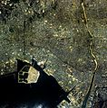 Nishinomiya city center area Aerial photograph.1985.jpg