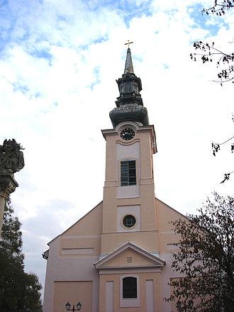 Svetozar Miletić (village) - The Birth of Blessed Virgin Mary Catholic Church.
