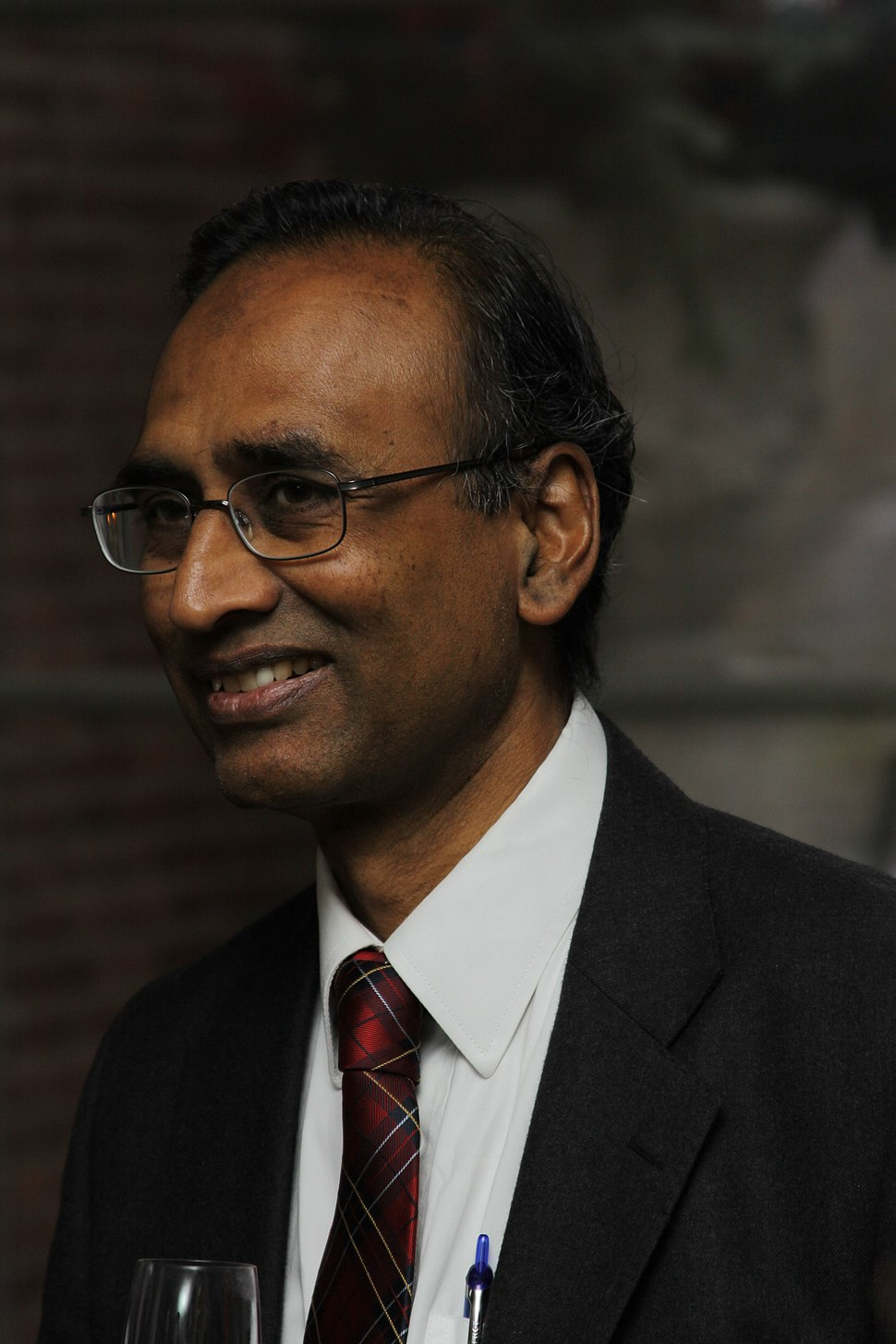 Nobel Laureate Venkatraman Ramakrishnan (Chemistry)
