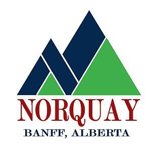 Mt Norquay ski resort in Alberta, Canada