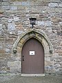 North Doorway to St Mary and St Nicholas Church - geograph.org.uk - 490725.jpg