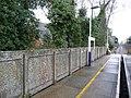 Northbound platform, Shawford station - geograph.org.uk - 1716943.jpg
