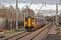 Northern Rail Class 156, 156463, Newton-Le-Willows railway station (geograph 3818420).jpg