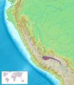 Nothoprocta taczanowskii - distribución.png