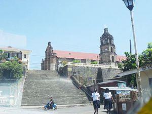 Santa Maria, Ilocos Sur - Image: Nuestra Senora de la Asuncion Church, Santa Maria, Ilocos Sur
