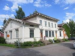Nuutajärven Lasitehdas