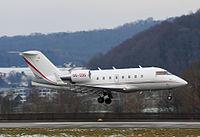 OE-IDG - CL60 - Avcon Jet