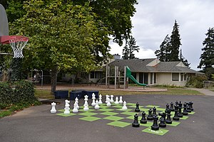 Oak Hill School - Image: Oak Hill School (Eugene, Oregon)
