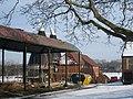 Oast House at Tutsham Hall Farm, West Farleigh, Kent - geograph.org.uk - 1147782.jpg