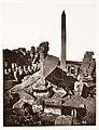 Obelisk of Thutmosis I in Karnak (1876).jpg