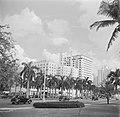 Ocean Drive Boulevard in Miami met het Colonial en het Mac Allistar Hotel, Bestanddeelnr 191-0776.jpg
