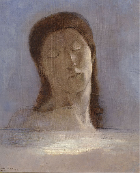 File:Odilon Redon - Closed Eyes - Google Art Project.jpg
