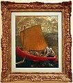 Odilon redon, la vela gialla, 1905 ca. 01.jpg