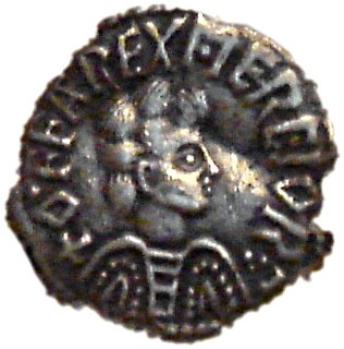 8th-century Anglo-Saxon King of Mercia