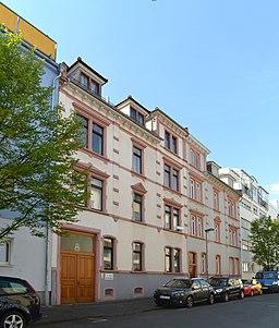 Landgrafenstraße in Offenbach am Main
