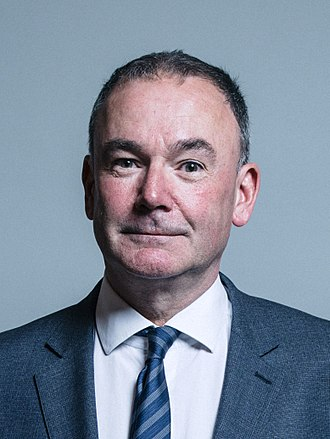 Jon Cruddas - Official parliamentary portrait, June 2017