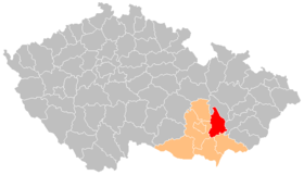 District de Vyškov