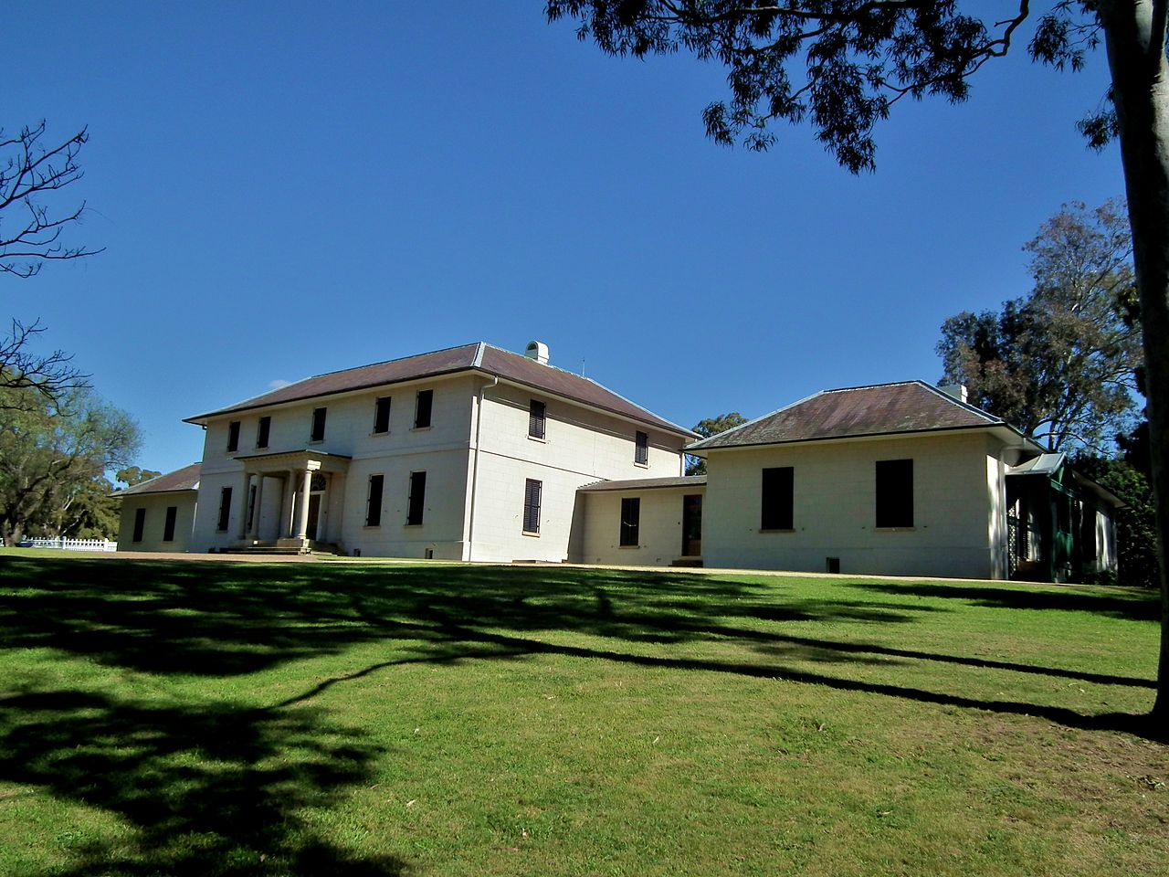 File old government house parramatta park parramatta for Classic house wiki