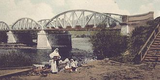 Jiu Bridge - Image: Old Jiu Bridge