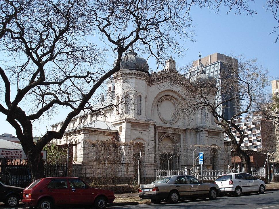 Old Sinagogue, Pretoria