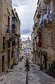 Old Town Senglea narrow street, Malta (PPL2-Enhanced) julesvernex2.jpg