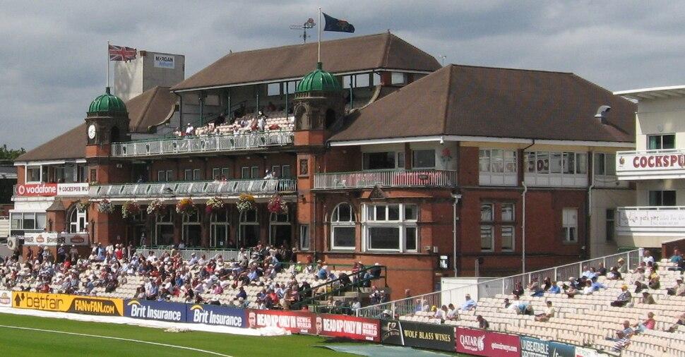 Old Trafford Pavilion