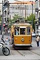 Old tourist tram in Porto 01.jpg