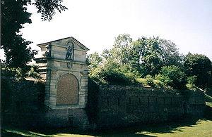 Zamość Fortress - Old Lublin Gate