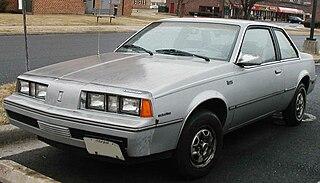 Oldsmobile Firenza Motor vehicle