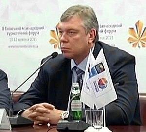 Alexander Volkov (basketball) - Oleksandr Volkov in 2013