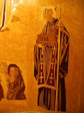 Abbot Oliba - Image: Oliba Obiols Montserat