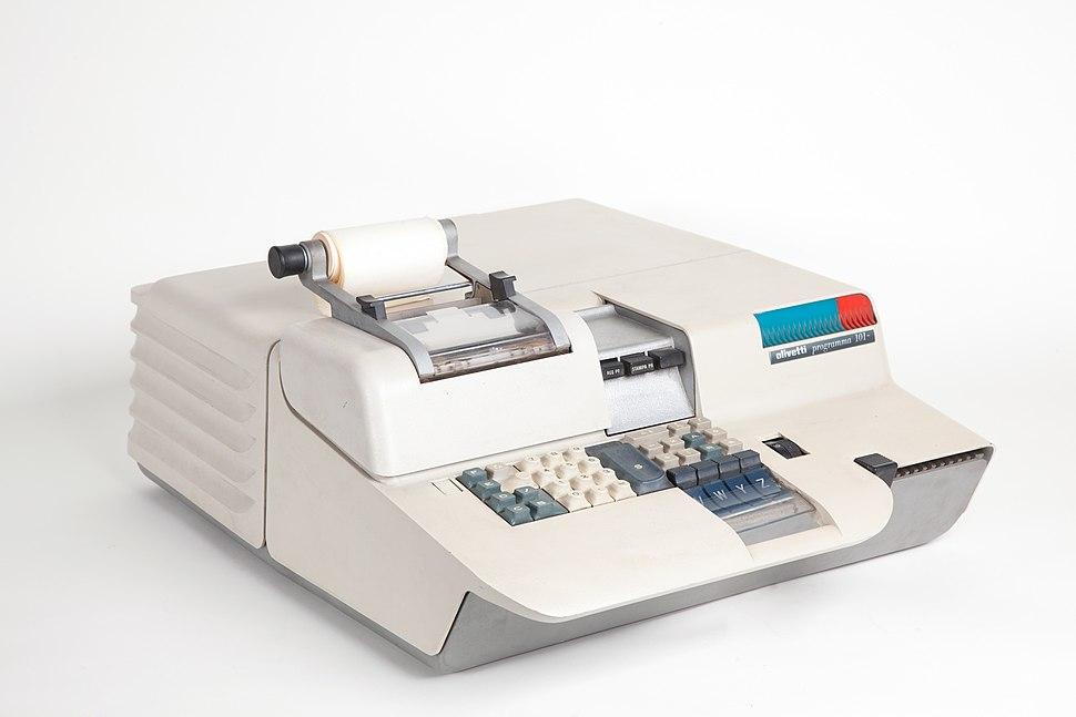 Olivetti Programma 101 - Museo scienza e tecnologia Milano
