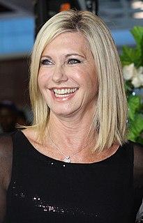 Olivia Newton-John British-Australian singer, songwriter and actress