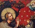 Oltář třeboňský, Kristus na hoře Olivetské (detail).jpg