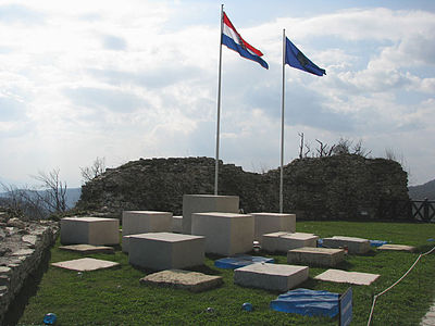 Altar of the Homeland Oltar domovine Medvedgrad 2009.jpg