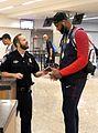 Olympic athletes return to the USA (29194997616).jpg