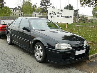 Opel Omega - Lotus Omega