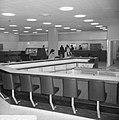Opdracht Hotel Revue, interieurs horecaf op luchtareaal Schiphol, Bestanddeelnr 920-3040.jpg